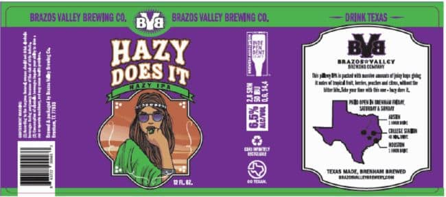 TABC Label and Brewery Approvals April 11 2019