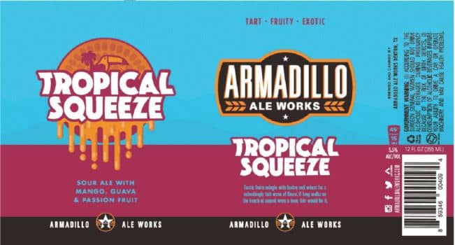 TABC Label and Brewery Approvals May 2 2019