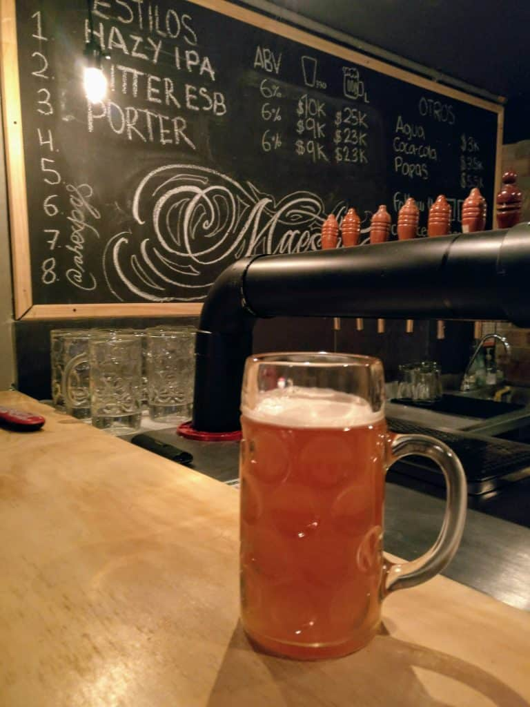 Finding Craft Beer in Colombia - Beer Travel