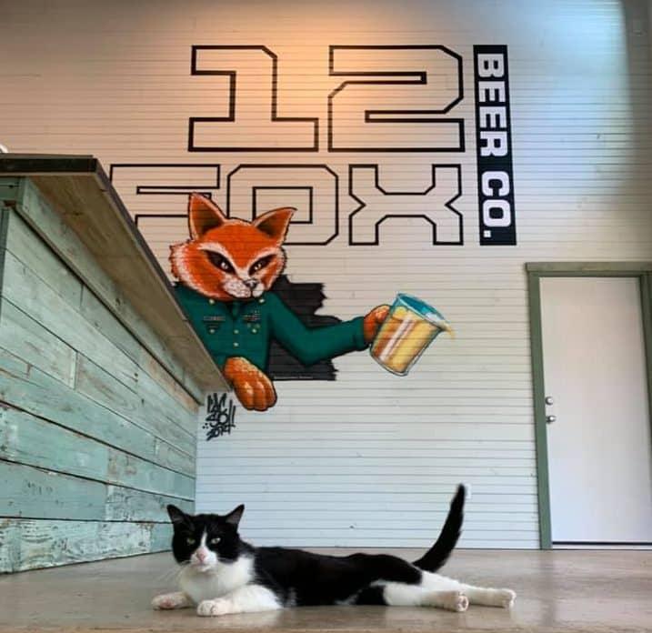 12 Fox Beer Company: Grand Opening May 24 - 27, 2019