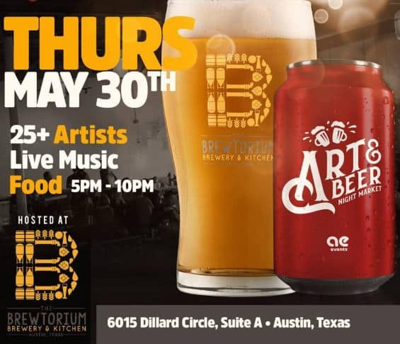 Austin Craft Beer Events May 27th - June 2nd, 2019