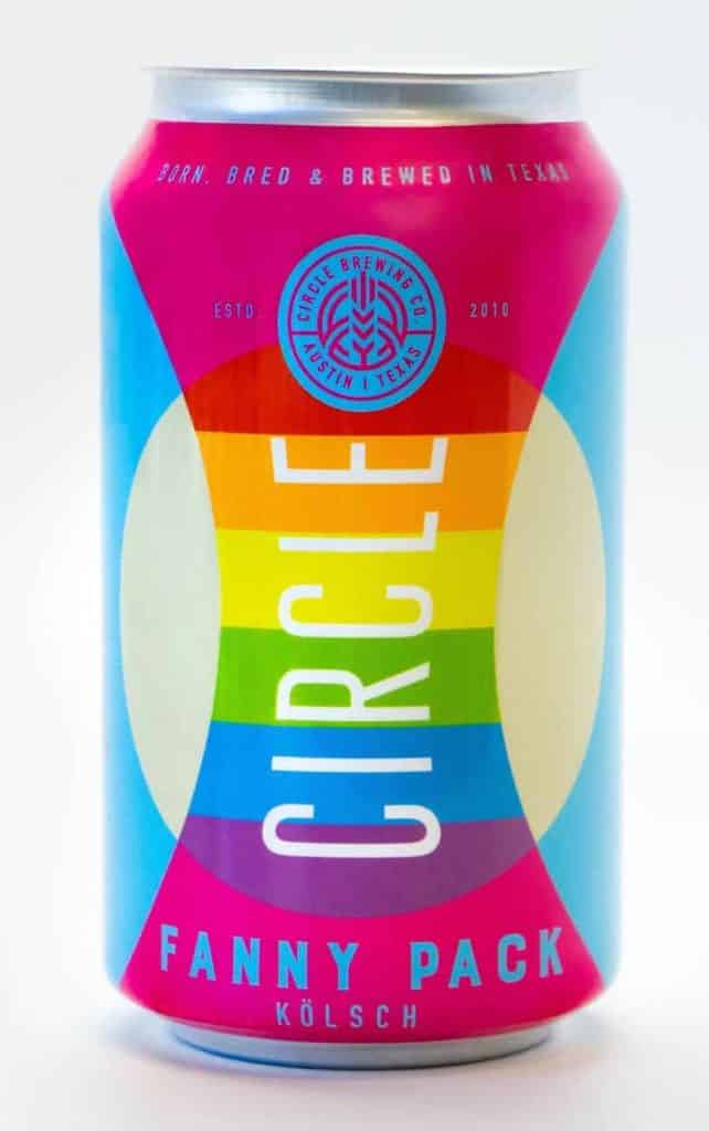 Beer For All: Equality Texas and Circle Brewing PRIDE Can Release June 1st, 2019