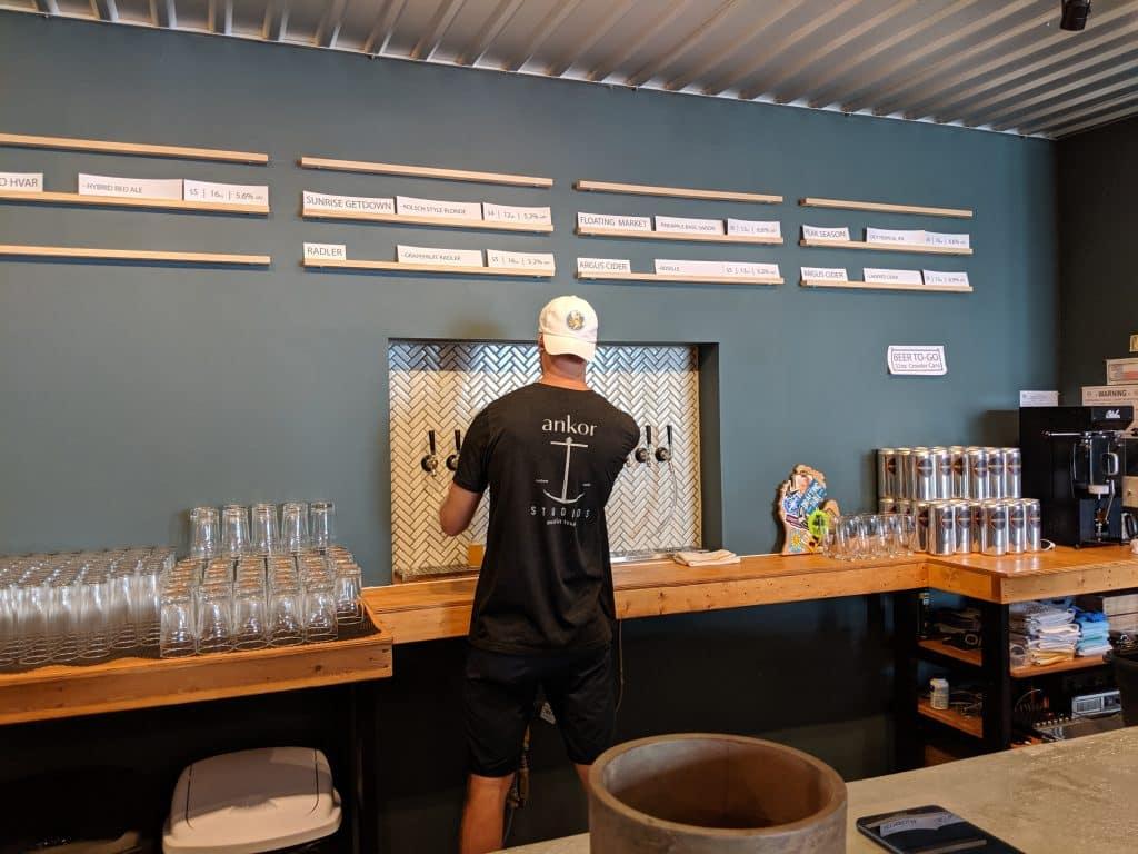 Nomadic Beerworks