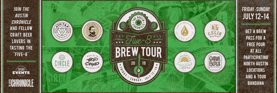 Austin Craft Beer Events July 8th - July 14th