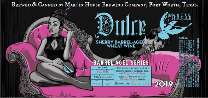 TABC Label and Brewery Approvals July 26 2019