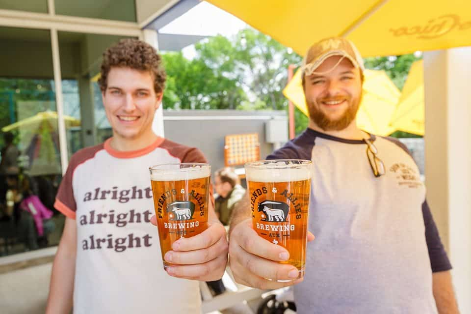 Austin Craft Beer Events August 12th - 18th, 2019