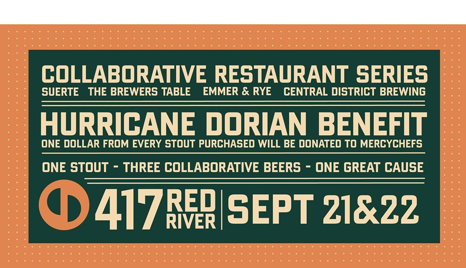 Austin Craft Beer Events Sept. 16th - 22nd, 2019
