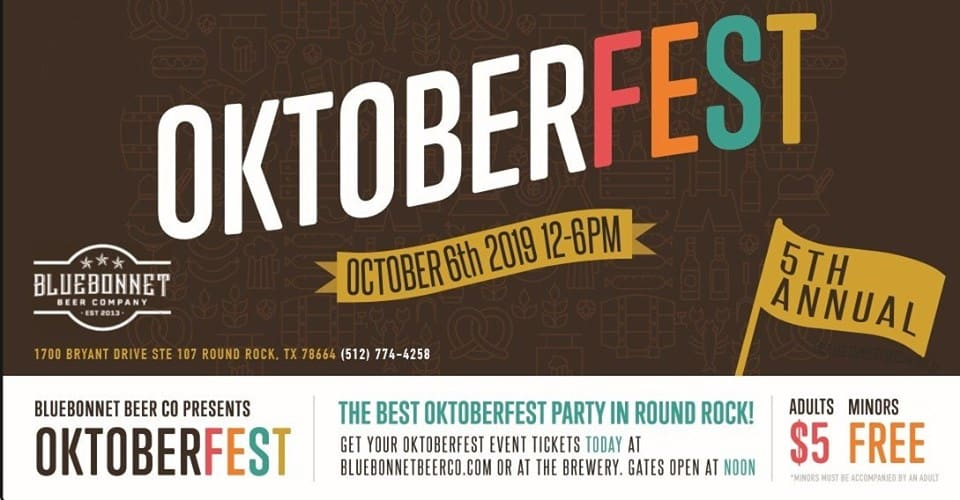 Austin Craft Beer Events Sept. 30th - 6th, 2019