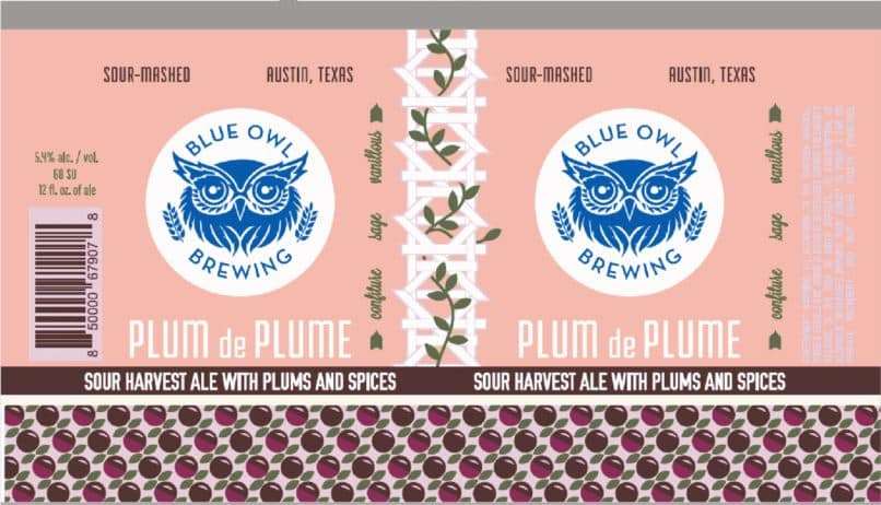 TABC Label and Brewery Approvals Sept 18 2019
