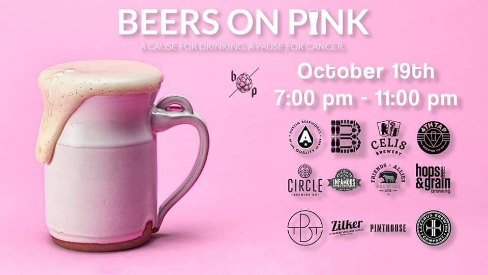 Austin Craft Beer Events Oct. 14th - Oct. 20th, 2019