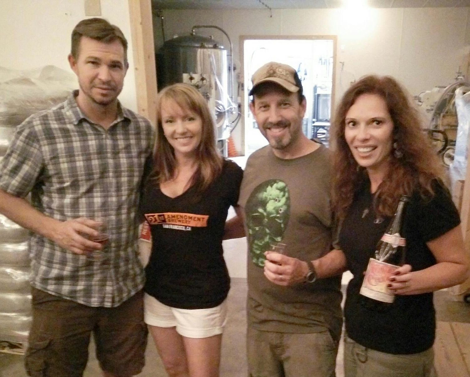 The Founders and Owners of Craft Beer Austin