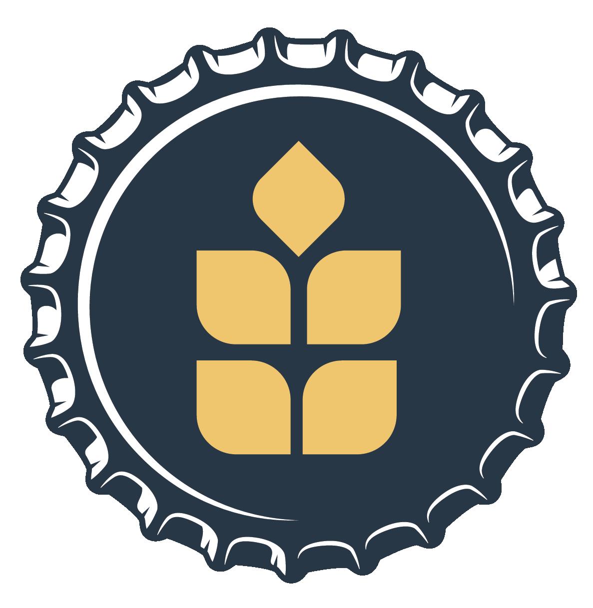 CBA Wheat Bottlecap Logo