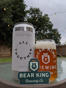 All Together IPA: Bear King Brewing Company