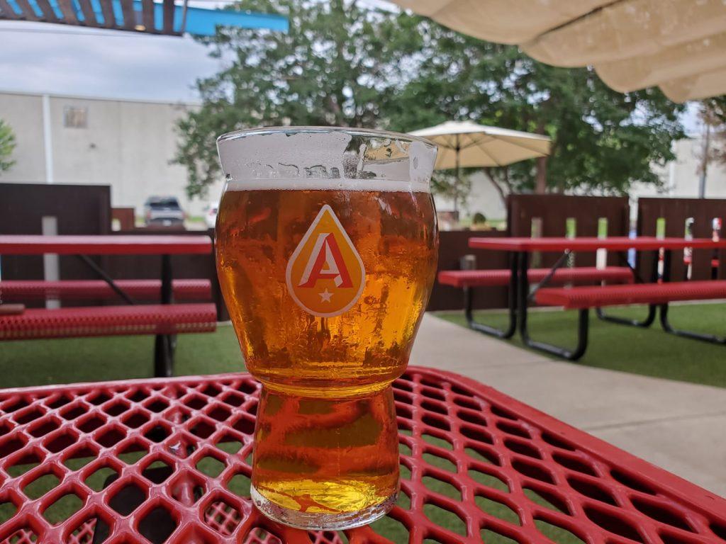 Austin Beerworks Liquid Bake Sale Pale Ale