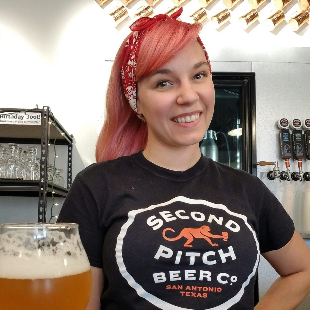 Paige Martin Second Pitch Beer Co
