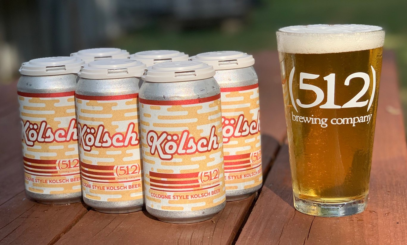 (512) Brewing Co. cans