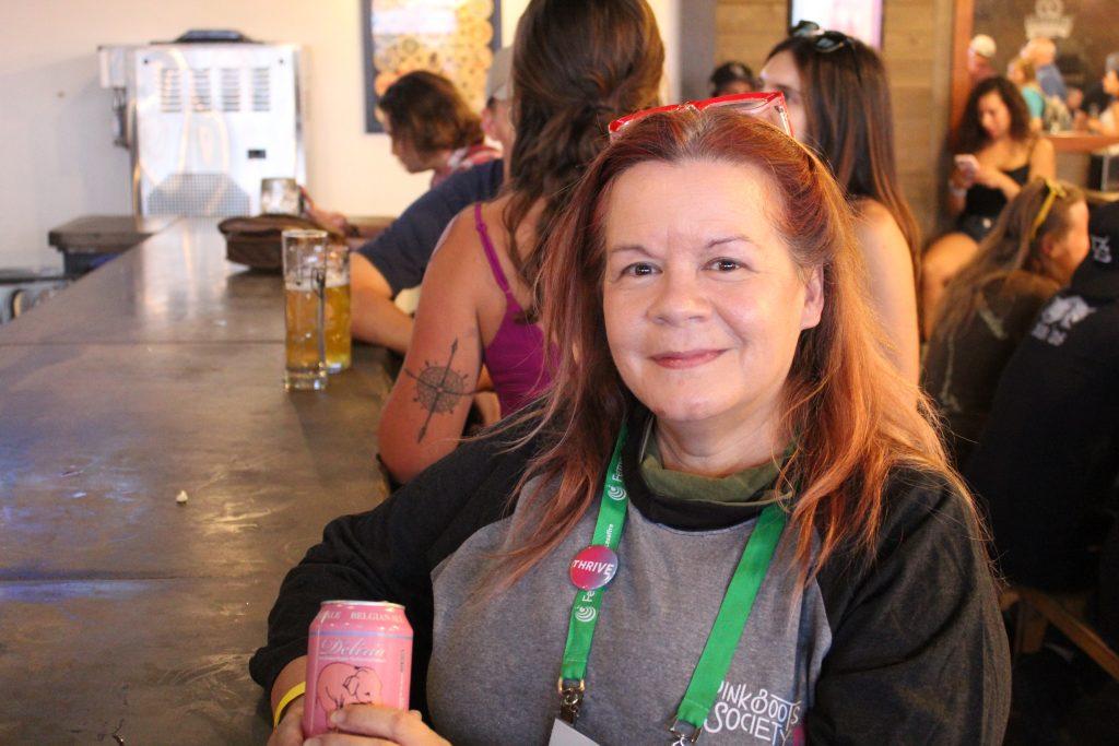 Debbie Cerda from Jester King