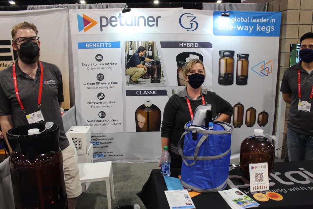 Tammy Duhaime from Petainer