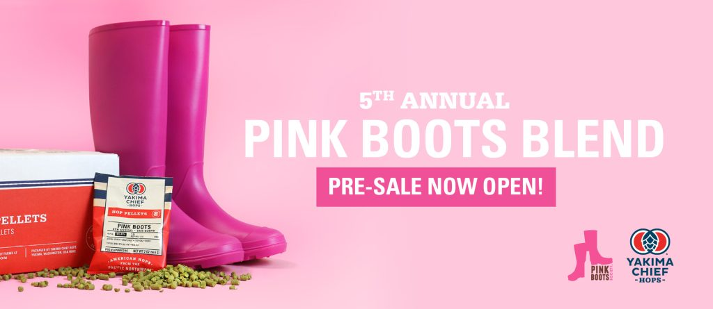 5th Annual Pink Boots Blend