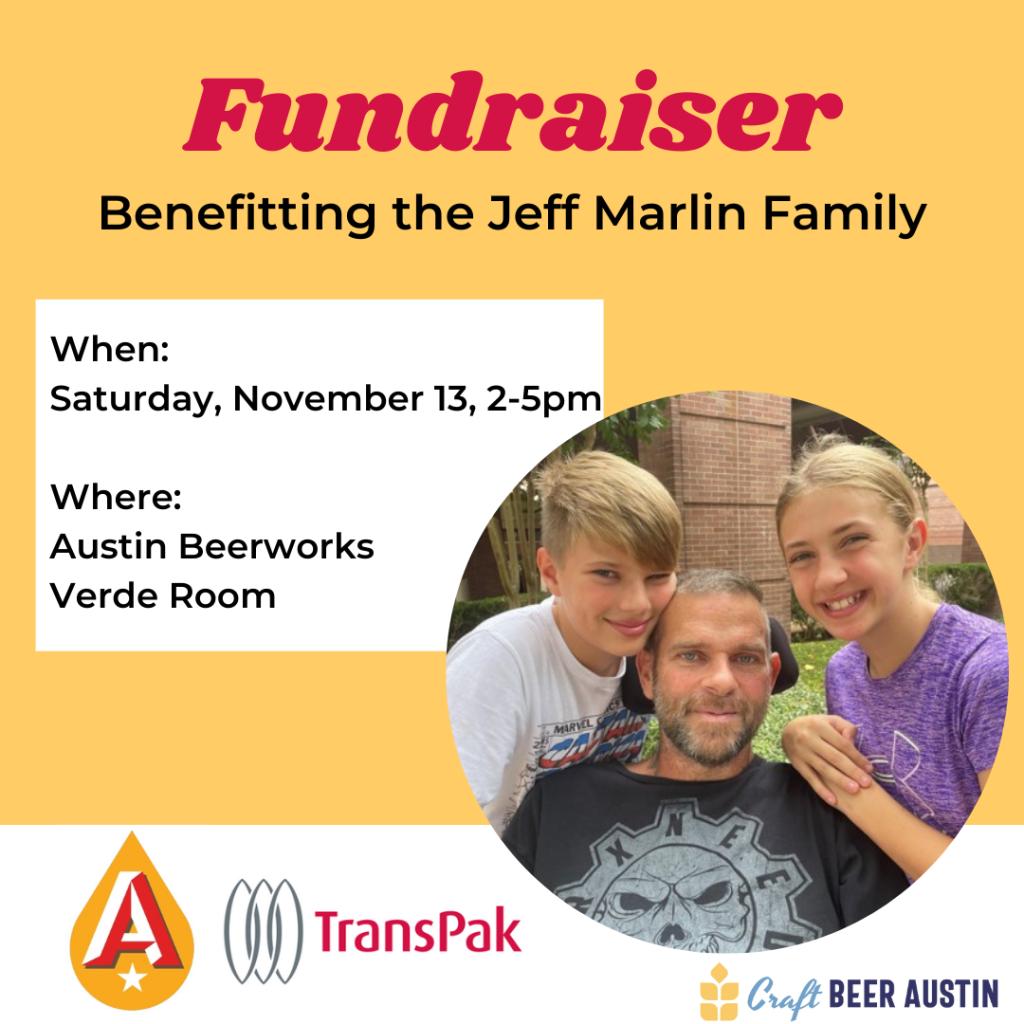 Jeff Marlin Fundraiser